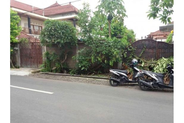 Dijual Tanah Strategis Bagus di Tukad Barito Denpasar 12397409