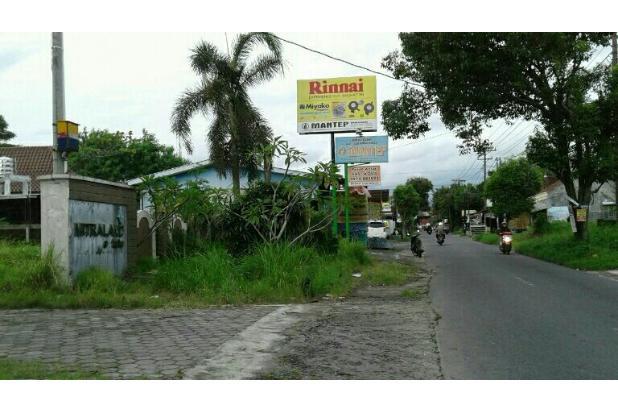 Dijual Tanah tepi jalan raya Anggajaya Condongcatur 15791534