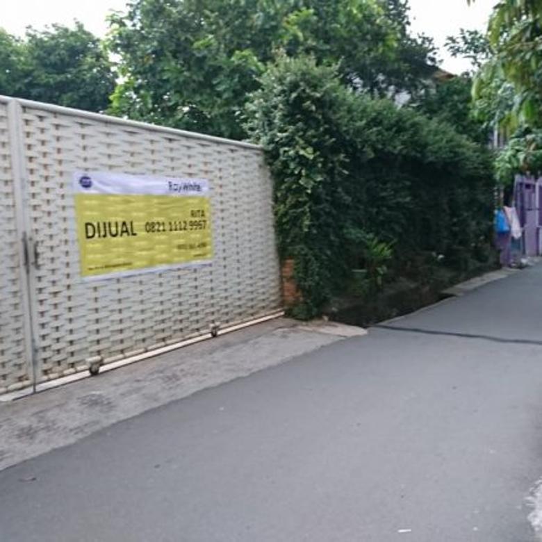 Dijual Tanah dan Bangunan di Taman Narogong Indah Bekasi
