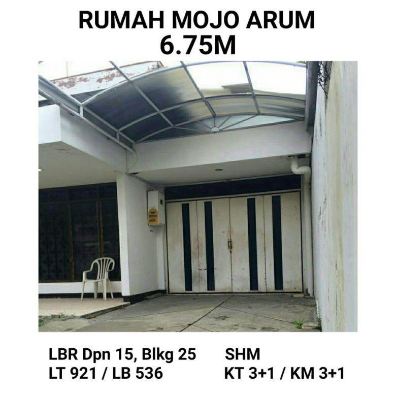 Mojo Arum Surabaya Timur 6.75M