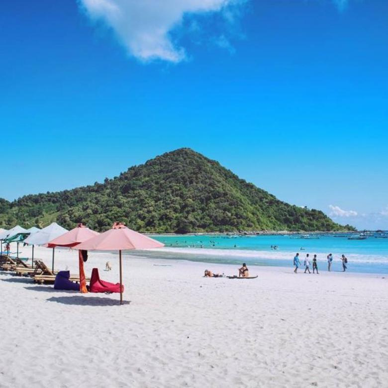 Dijual MURAH Tanah Pinggir Pantai Selong Belanak Kuta Lombok