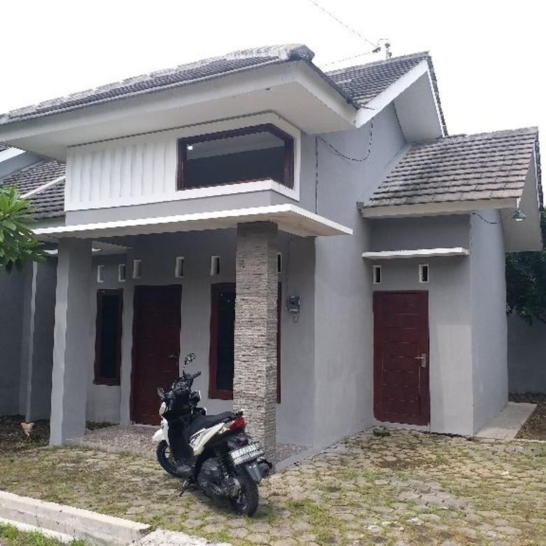 Rumah cluster nyaman dekat soto sawah