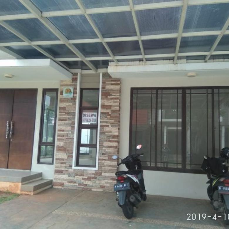 Disewa Rumah Asia 8x18 Green Lake City Kosambi Jakarta Barat
