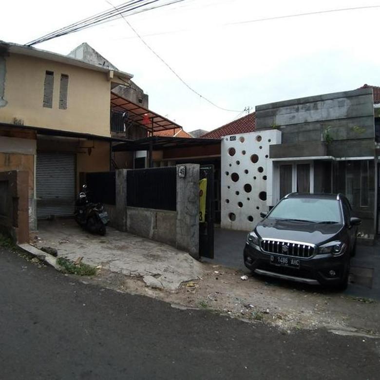 Rumah lama HITUNG Tanah , dekat Borma Cikutra