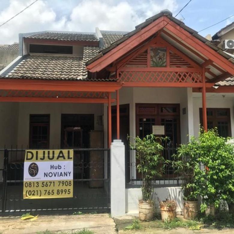 Turun Harga Rumah Di Pondok Pekayon Indah Bekasi