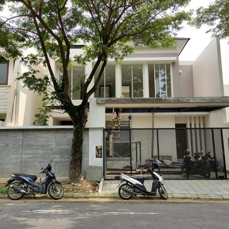 Rumah Modern Mewah Minimalis Citraland Woodland WL10, Surabaya
