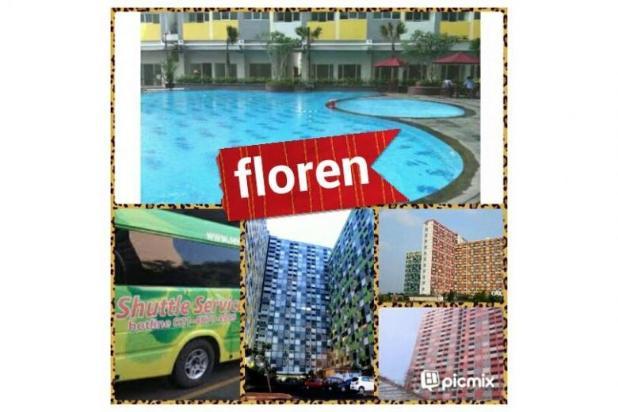 apartemen sentra timur residence,harga murah di kota jakarta_view pool 4601185
