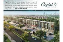 Ruko Crystal 8 Alam Sutera Harga Murah Lokasi Strategis Menghadap Pasar 8
