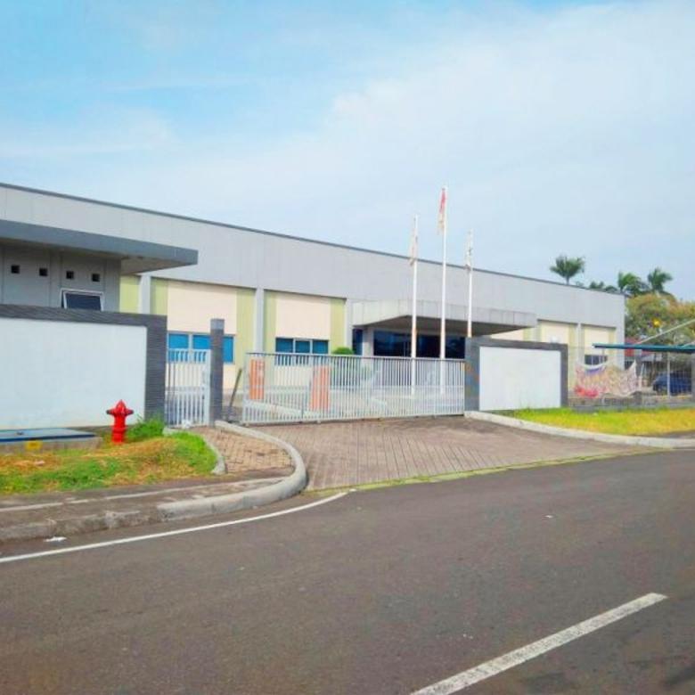 Pabrik Strategis diDalam Kawasan Industri MM2100