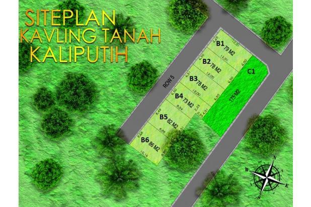 Jual Tanah Bertahap 12 Bulan Tanpa Bunga, 130jt-an 17795418