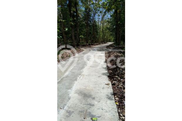 Tanah Pekarangan, Berlegalitas SHMP di Bambanglipuro,   Bantul 17824496