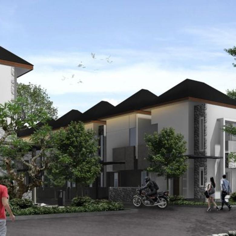 Kiara Mas Indah Regency rumah cluster 2 lantai kota bandung