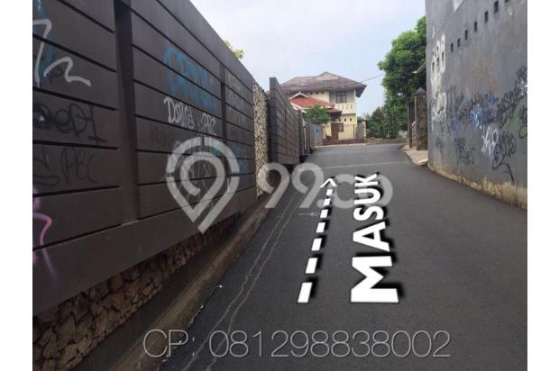 tanah villa dago pamulang 13698091