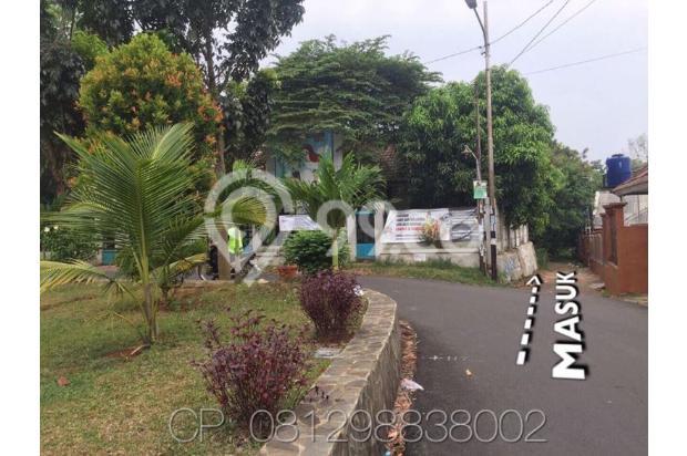 tanah villa dago pamulang 13698093