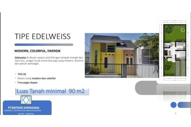 Rp319jt Rumah Dijual