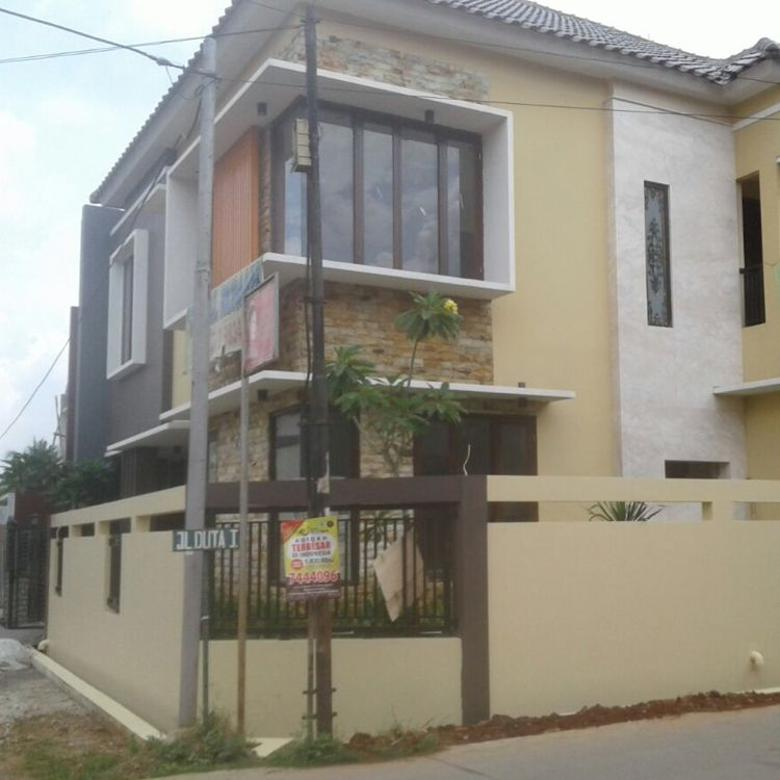 Rumah Baru Siap Huni Lokasi Jakarta Barat