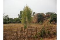 Tanah 2185 m2 Strategis Pinggir Jalan Sawangan Depok