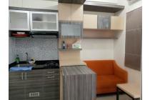 Apartemen Green Pramuka City : disewakan 2bedroom di Tower Scarlet type 33