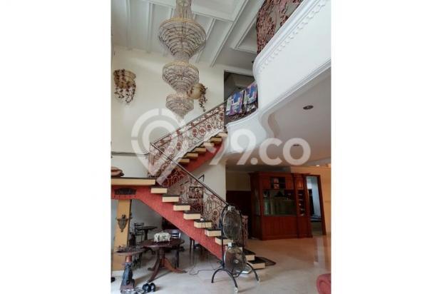 Rumah Mega Kebun Jeruk, Puri Botanical, Jakarta Barat, 20x20m, 2 Lt 6727891