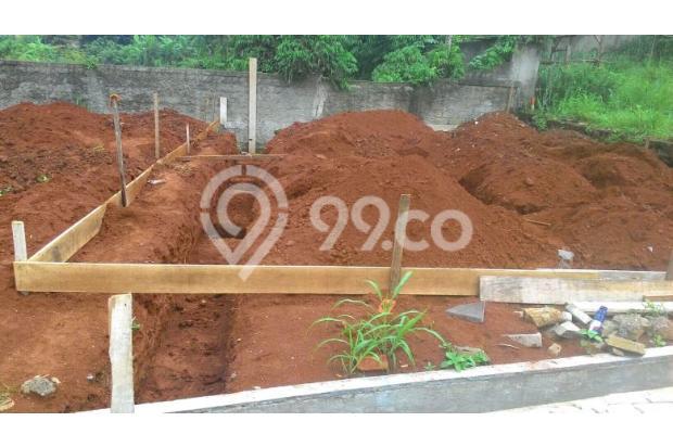 KAPLING TANAH SAWANGAN, DEPOK: Tanah Dulu Jika Belum Mampu Rumah 14419055