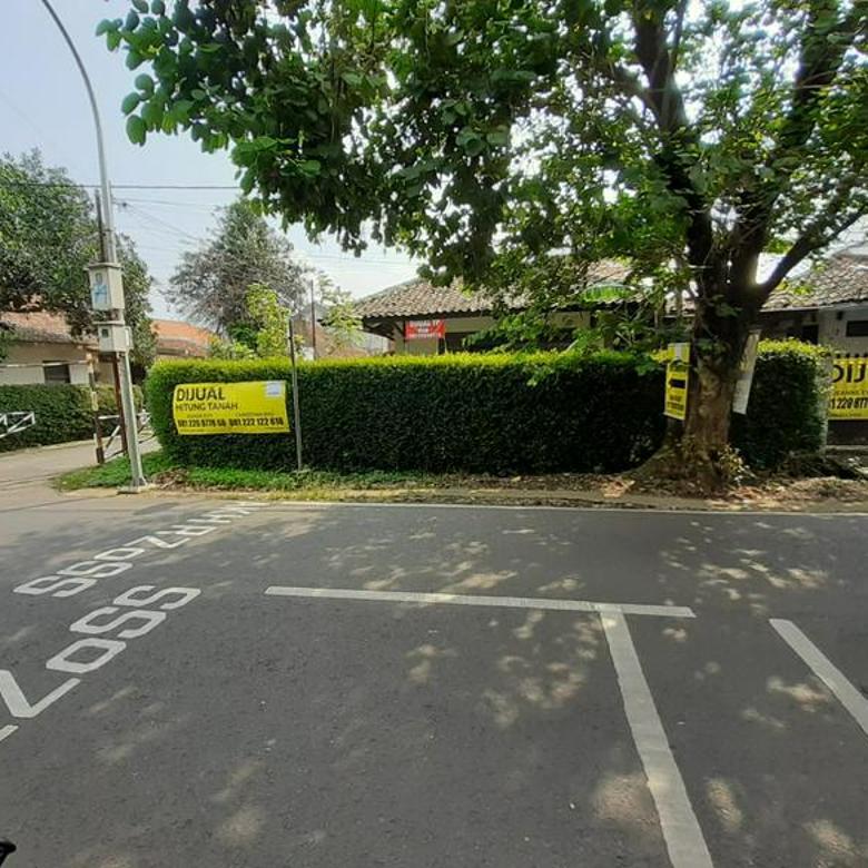 Rumah Tua Hitung Tanah, Kawasan Asri Dan Cocok Untuk Cafe di Jl Sejahtera