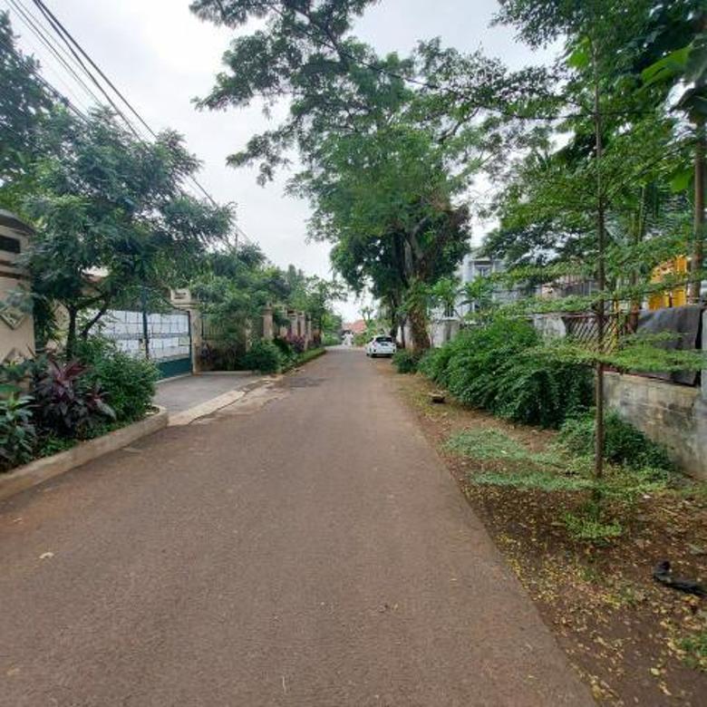 Tanah Kavling Shm Dan Imb Di Jl Durian Jagakarsa