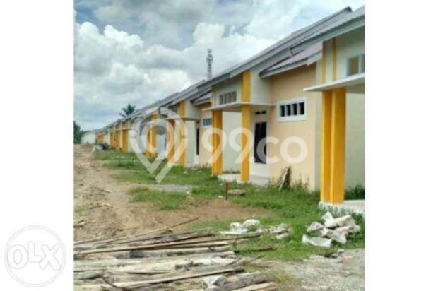 Rumah Subsidi di Tepi Jalan Perdamaian kota baru ujung 11333395