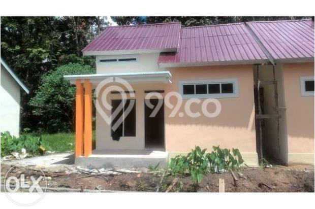 Rumah Subsidi di Tepi Jalan Perdamaian kota baru ujung 11333397