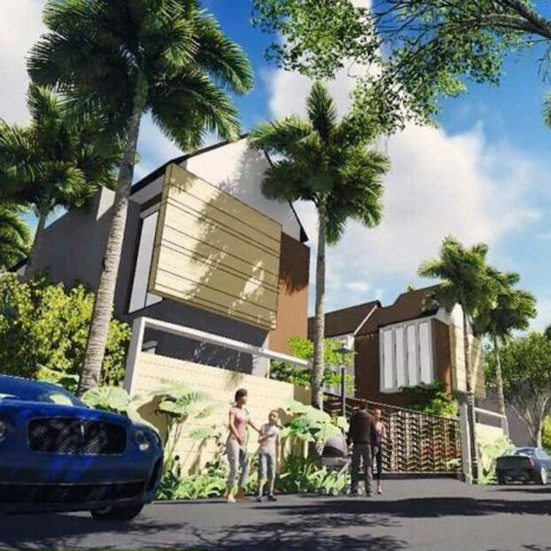 Rumah Baru The Mansion Park Bintaro Tangerang