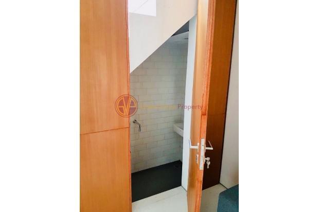 RUMAH DALAM CLUSTER 8 UNIT, BANGUNAN BARU, AREA TENANG DAN NYAMAN 14418759