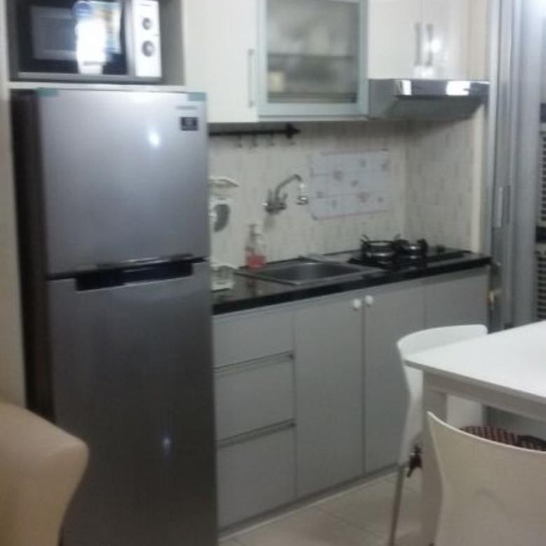Unit Apartement Greenbay 3 kamar tower F
