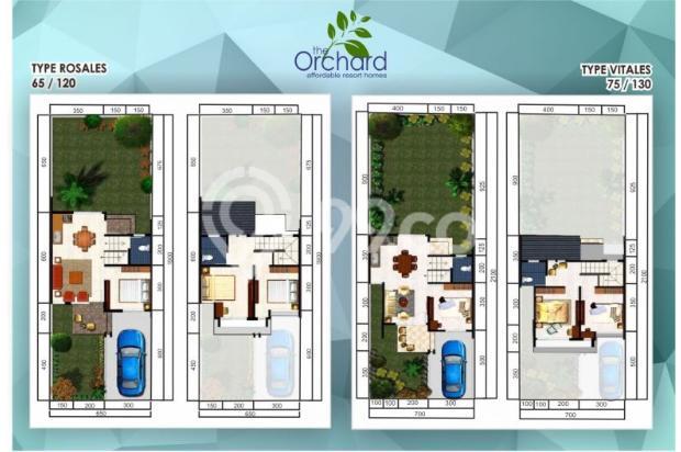 Orchard Residences Cimahi Rumah Mewah Dekat Rumah Sakit Cibabat 14418191
