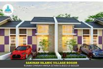 Rumah Murah dekat kampus IPB Bogor Kota