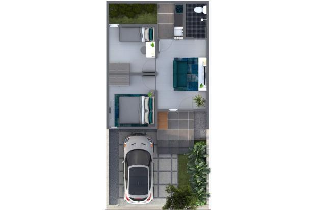 Rp7,5jt Rumah Dijual