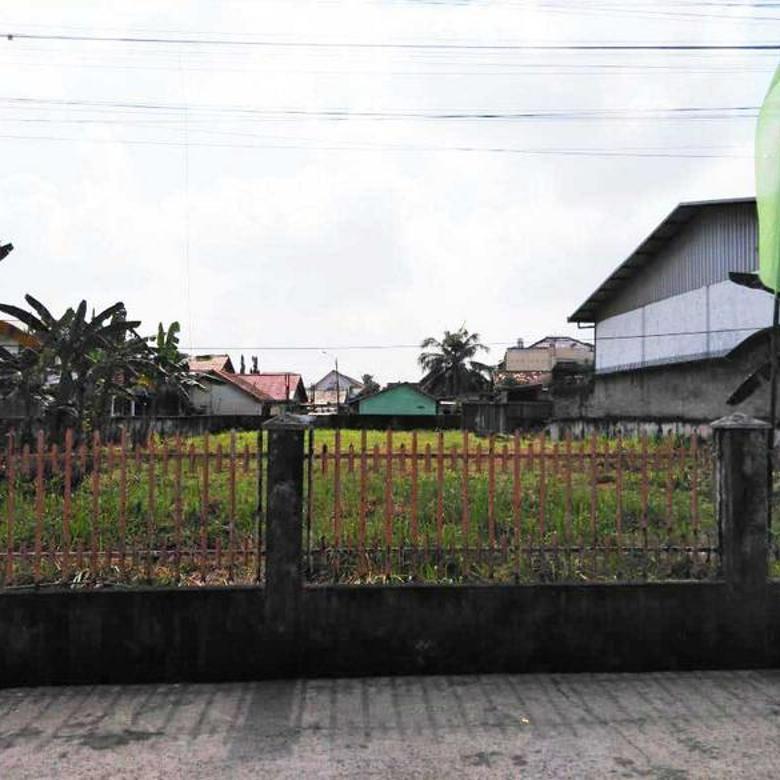 New Listing Tanah di Jln Basuki Rahmat Lrg. Zuriah Palembang