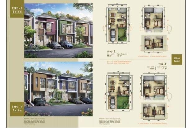 Dijual Rumah Strategis di Summarecon Serpong Culster Tesla Tangerang 6485035