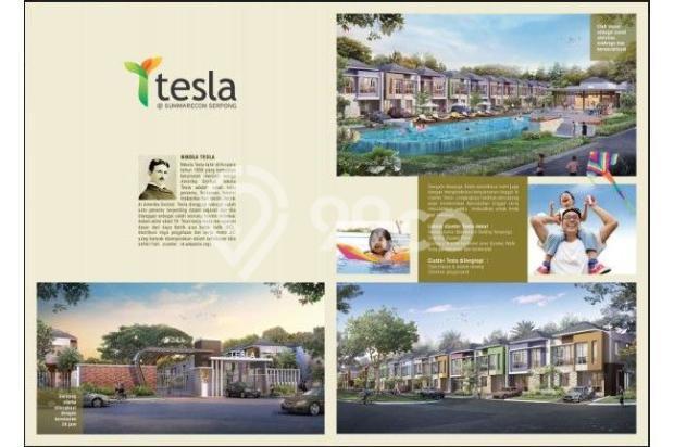 Dijual Rumah Strategis di Summarecon Serpong Culster Tesla Tangerang 6485034