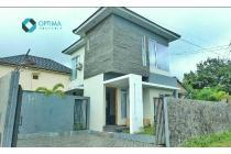 Rumah Modern 2 Lantai di Kaliurang Km 9 Condong catur Dekat UGM & UII Jakal