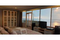 Apartemen Pantai Mutiara Tower Damar 2 kamar tidur full furnished view laut tinggal bawa koper