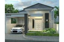Di jual rumah type 70  Pontianak Kota, Kalimantan Barat