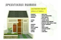 Rumah minimalis di Arjasari  Eco living banjaran