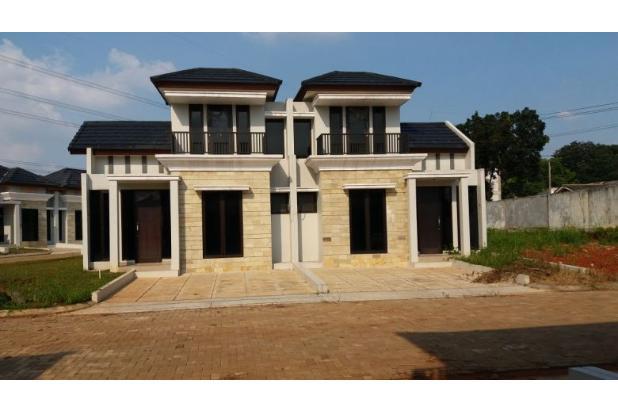 Rp601jt Rumah Dijual
