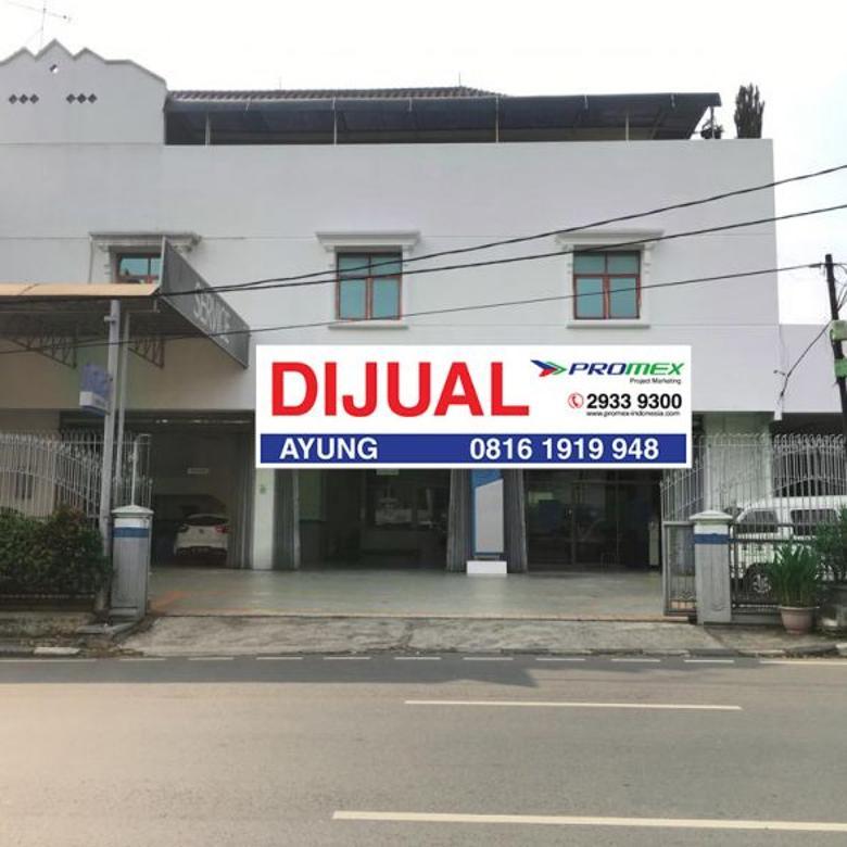 Dijual Bangunan + Usaha sdg berjalan di Ciputat Raya, Keb.Lama