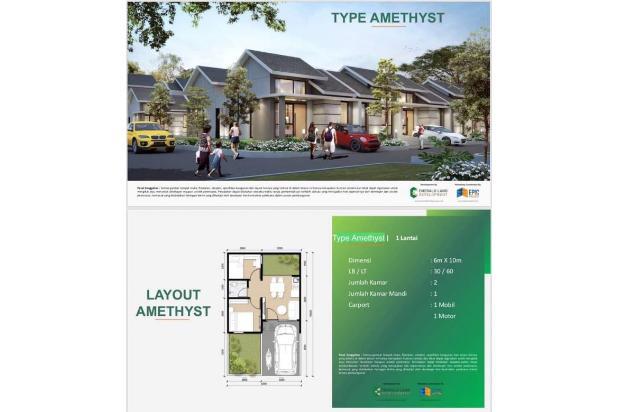 Rp609jt Rumah Dijual