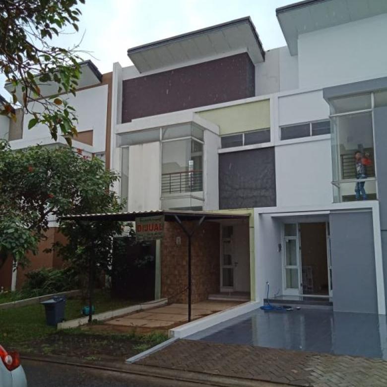 Rumah 2 Lantai Sudah Renov di The Icon, Western Cosmo, BSD