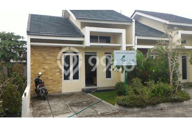 Rumah KPR DP 0 % Kota Klaten, Bangunan Siap Huni 16358900