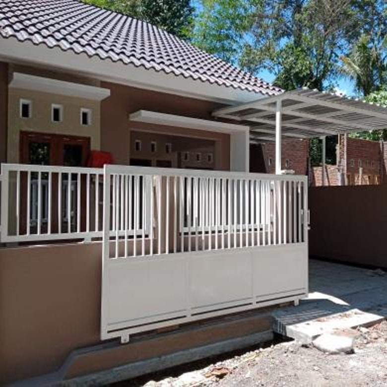 Rumah baru cantik harga ekonomis di Kalasan dekat kantor kemendagri dan rs bhayangkara
