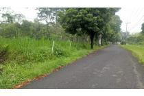 Jual Cepat BU Tanah murah poros jalan di Panderman Hill Batu