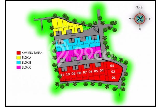 PENTING: Kami Developer, Jual Tanah Kaveling Pasti Sertifikat SHM 16047746