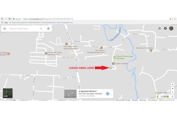 PENTING: Kami Developer, Jual Tanah Kaveling Pasti Sertifikat SHM 16047745